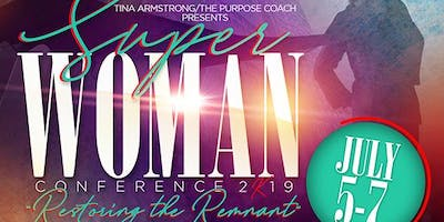 Superwoman Conference 2K19