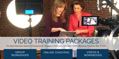 Video Master Class: Make a Fabulous Marketing Video for your Business! tickets