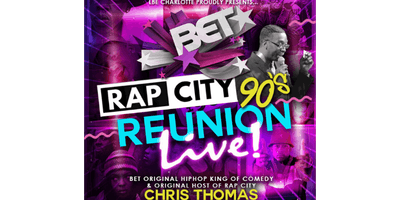 BET Rap City 90's Reunion