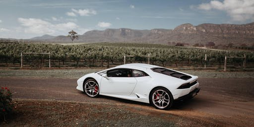 Luxury Supercar Escape - Hunter Valley