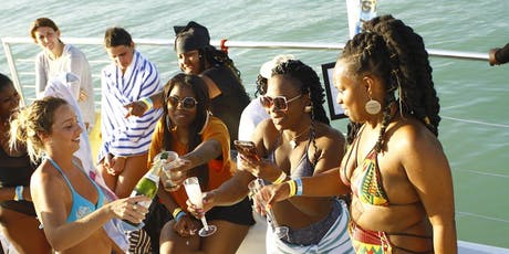 Miami Booze Cruise Package  tickets