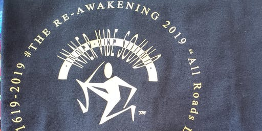 """All Roads Lead To 2019"" THE RE-AWAKENING(1619-2019) 400 years RETREAT"