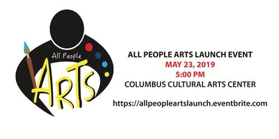 All People Arts Launch, Fundraising Event