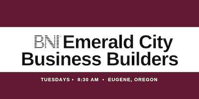 BNI: Emerald City Business Builders