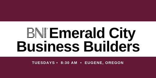 BNI: Emerald City Business Builders