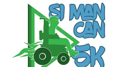 Si Man Can 5K run/walk tickets