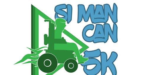 Si Man Can 5K run/walk
