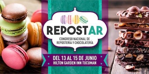 Repostar - Congreso nacional de repostería y chocolatería