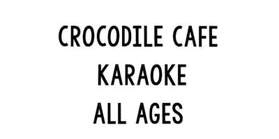 Karaoke @ The Back Bar