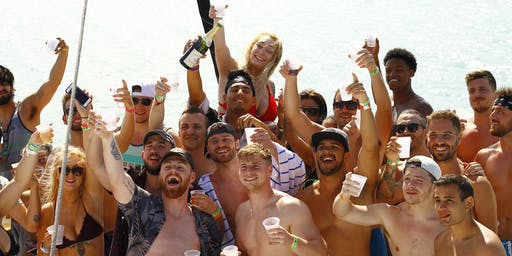 GET LIT IN MIAMI PARTY BOAT