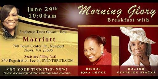 MORNING GLORY BREAKFAST