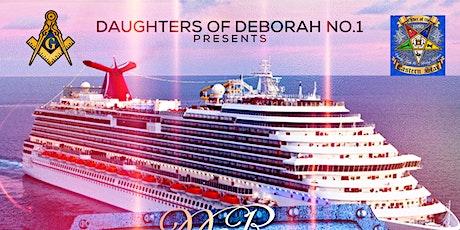 D.O.D presents We R One Unity Cruise1  biglietti