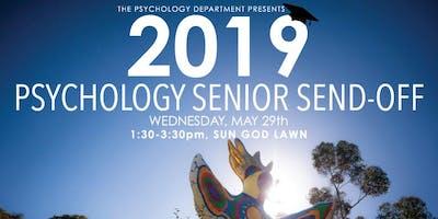 Psychology Senior Send-Off 2019