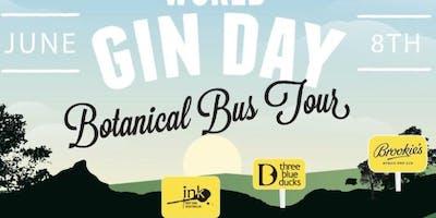 World Gin Day Botancial Bus Tour