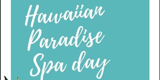 HAWAIIAN SPA DAY