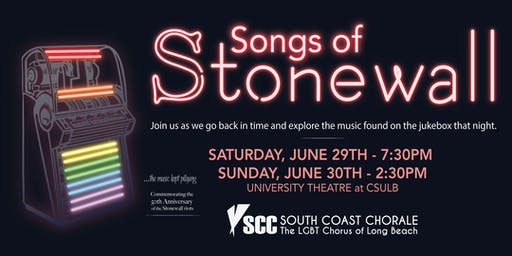 Songs of Stonewall