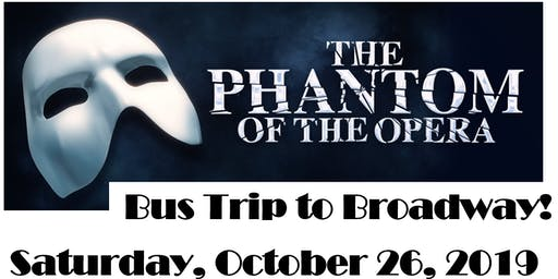 Bus Trip to Broadway - Sold Out