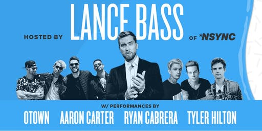 VIP Experience with Lance Bass - Picktown Palooza -Pickerington, OH