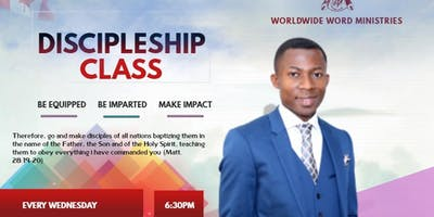 Christian Discipleship Class