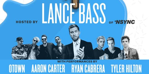 VIP Experience with Lance Bass - Rosemont, IL