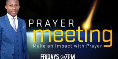 Friday Prophetic Night (Power Night)