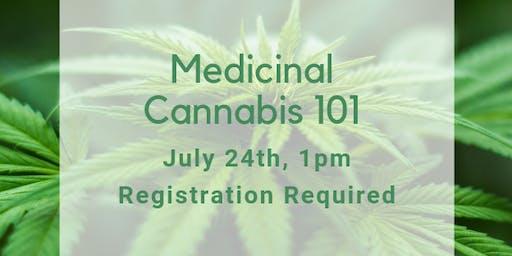 Medicinal Cannabis 101