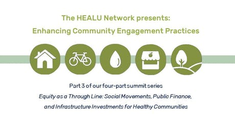 The HEALU Network Presents: Enhancing Community Engagement Practices tickets