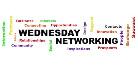 Wednesday Networking with Rebecca Ball tickets