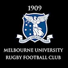 Melbourne University Rugby Football Club logo