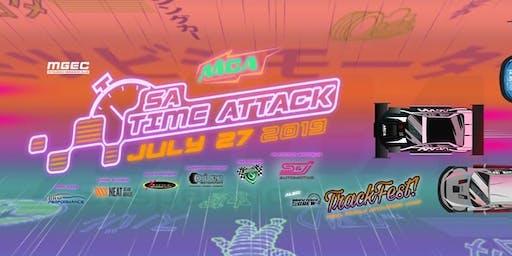 MCA Suspension SA Time Attack - The Bend