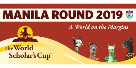 World Scholar's Cup 2019 Manila Round (A World on the Margins) tickets