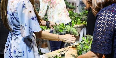 Flower Care Workshop