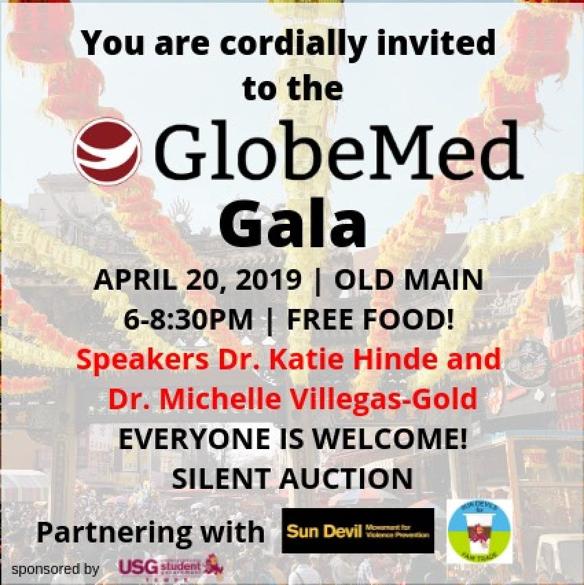GlobeMed Gala 2019