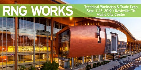 RNG WORKS 2019 - Technical Workshop & Trade Expo tickets
