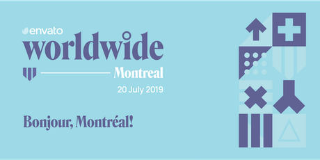 Envato Worldwide - Montréal tickets
