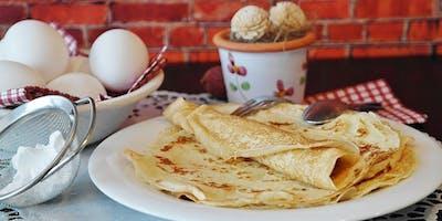 Free | Let's make Chinese Pancakes! #BackToBasics