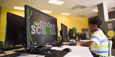 Copy of FREE CODING CAMPS at the Coder School RWC