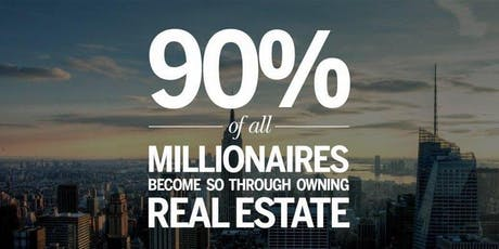 Learn to Flip Houses and Build Wealth in Real Estate-UTAH tickets