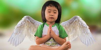 Yoga Through Stories - Kids (2-4 years)