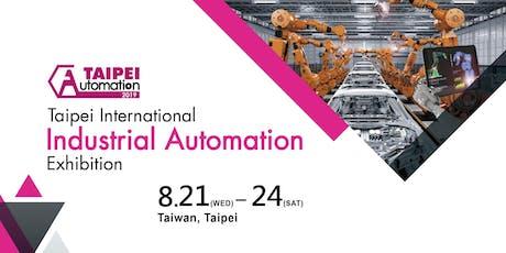 Automation Taipei 2019 tickets