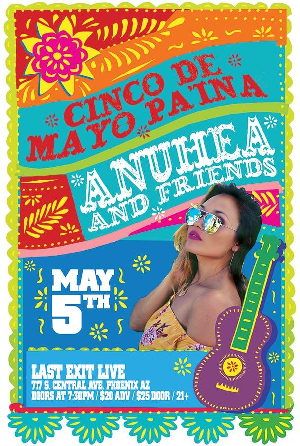 Anuhea & Friends -
