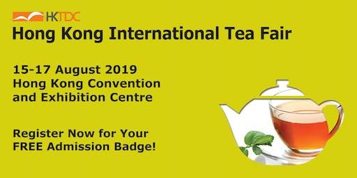 HKTDC Hong Kong International Tea Fair