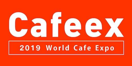 World Cafe Expo 2019 · CAFEEX SHANGHAI