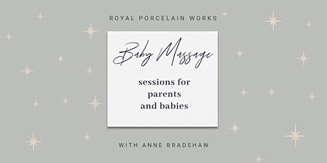 Baby Massage Sessions tickets