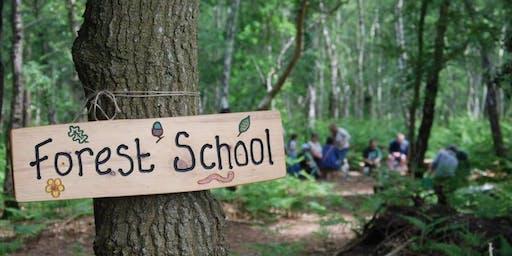 Forest School Training Level 3 Hampshire