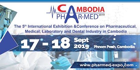 Cambodia Phar-Med 2019  tickets