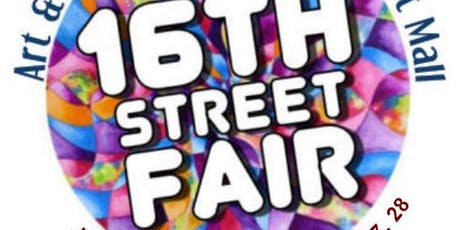 16th Street Fair tickets