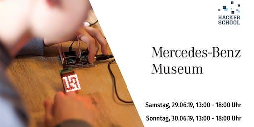 S03: Hacker School Stuttgart - powered by Mercedes-Benz Museum