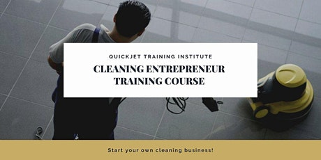 Quickjet Professional Cleaning Training at CHAI Hub tickets
