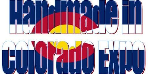 Handmade in Colorado Expo in Denver